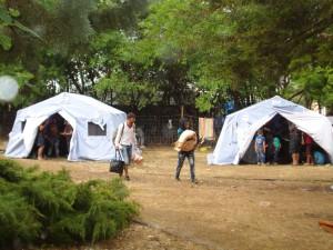 Karitas začenja z zbiranjem pomoči za migrante in begunce