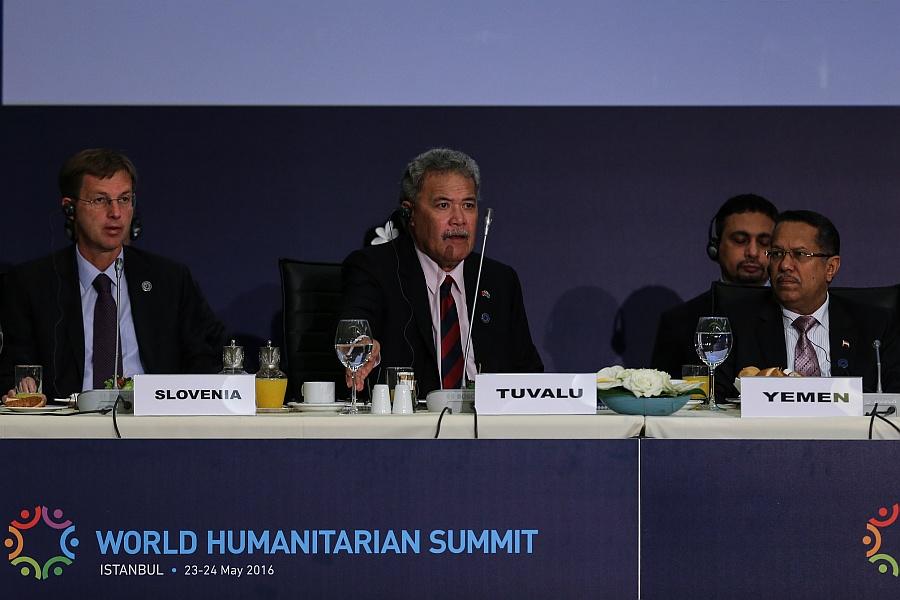Končal se je prvi Svetovni humanitarni vrh