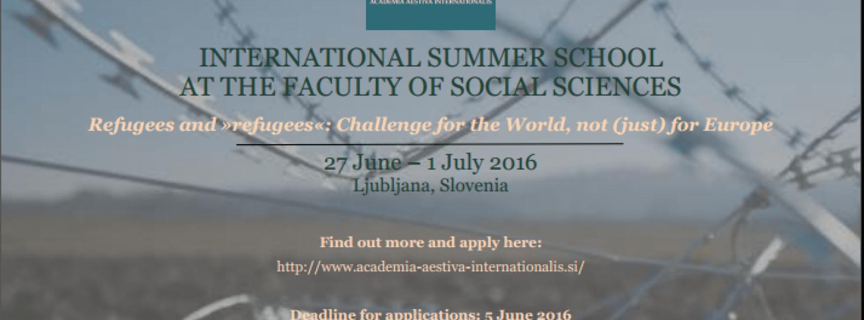 Poletna šola Academia Aestiva Internationalis