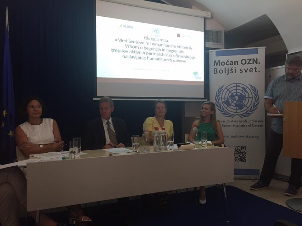 Od besed k dejanjem: uresničevanje sprejetih zavez za učinkovitejše in vključujoče odzivanje na humanitarne odzive