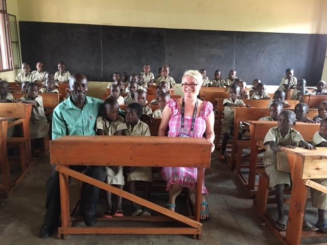 »Slovenska« šola v Burundiju zaživela