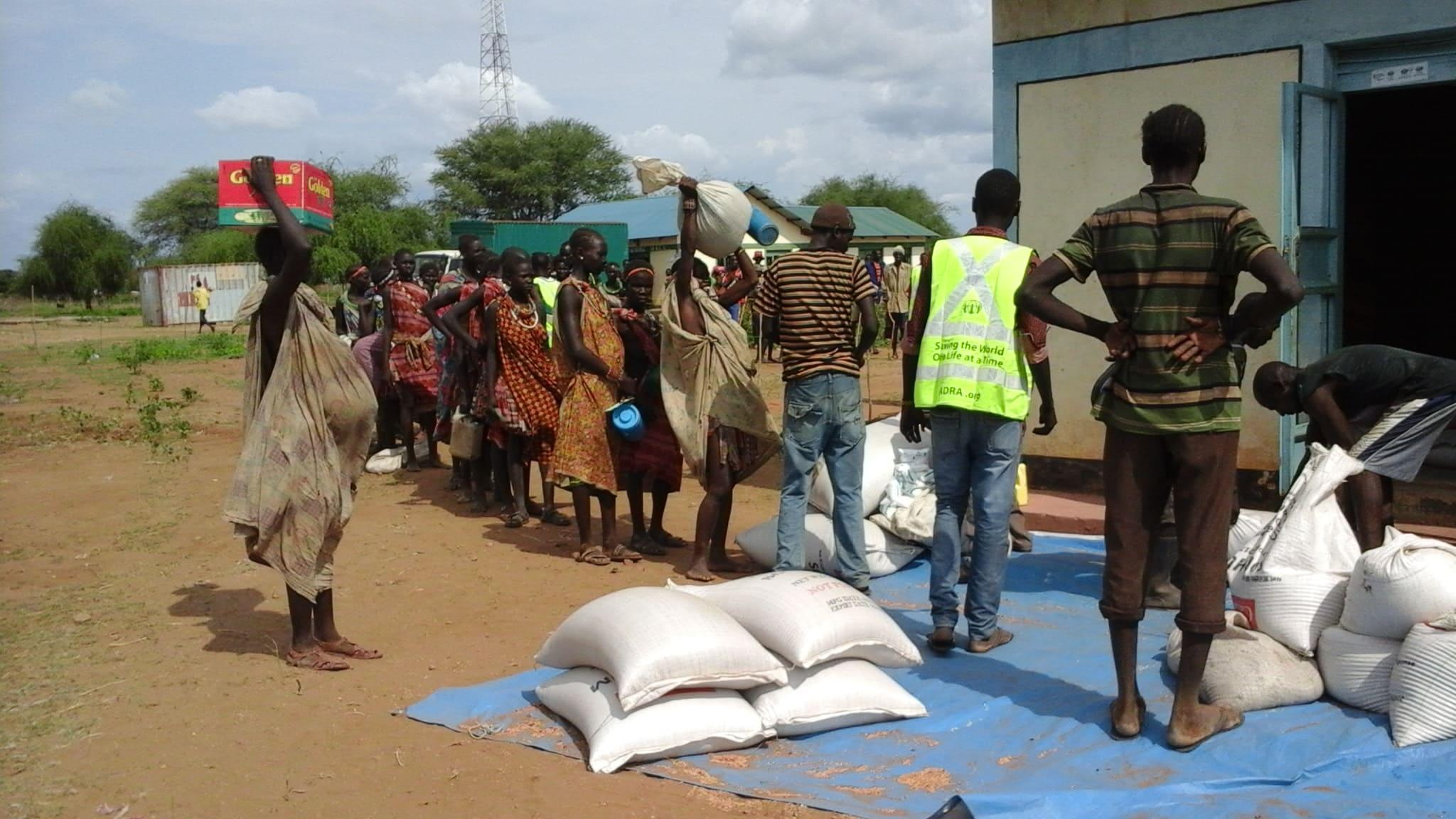 Poslabšanje humanitarnih razmer v Demokratični republiki Kongo