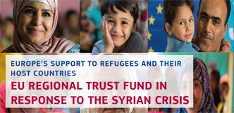 Skrbniški sklad EU za Sirijo z novim svežnjem pomoči