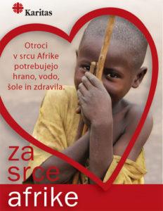 Dobrodelna akcija Za srce Afrike 2017