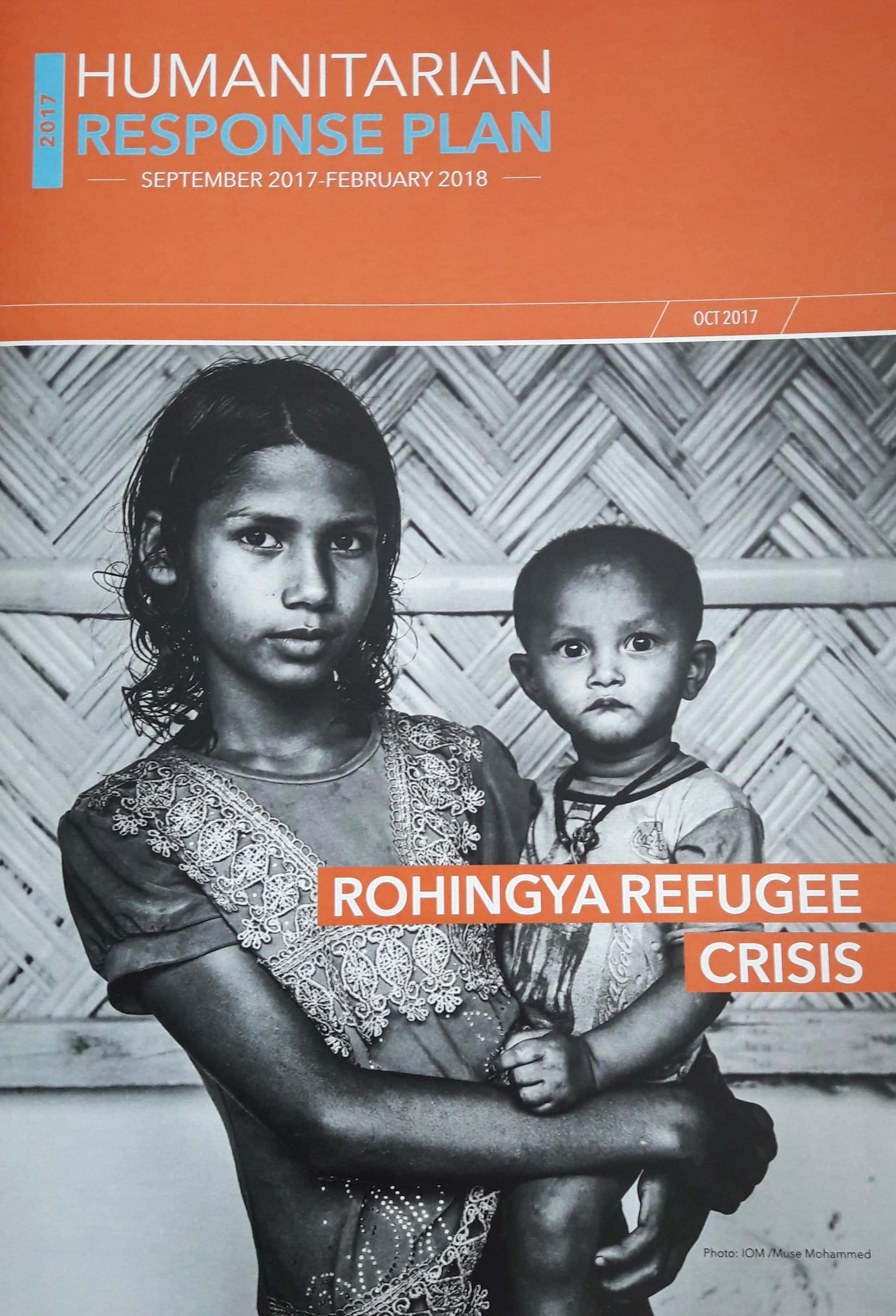 Slovenija najavila humanitarni prispevek za manjšino Rohinga