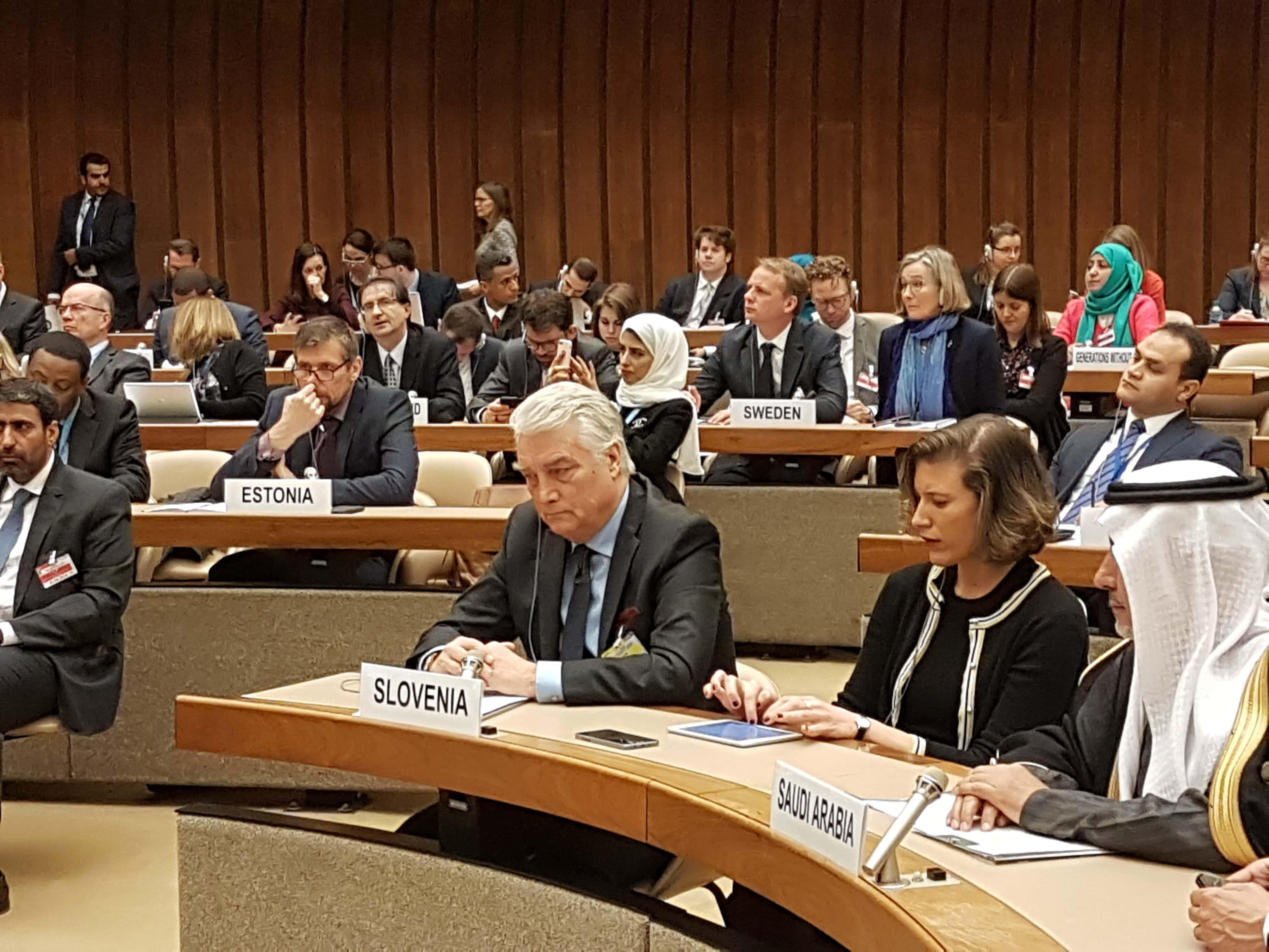 Slovenija najavila humanitarno pomoč Jemnu