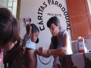 Karitas nadaljuje z zbiranjem pomoči za Venezuelo