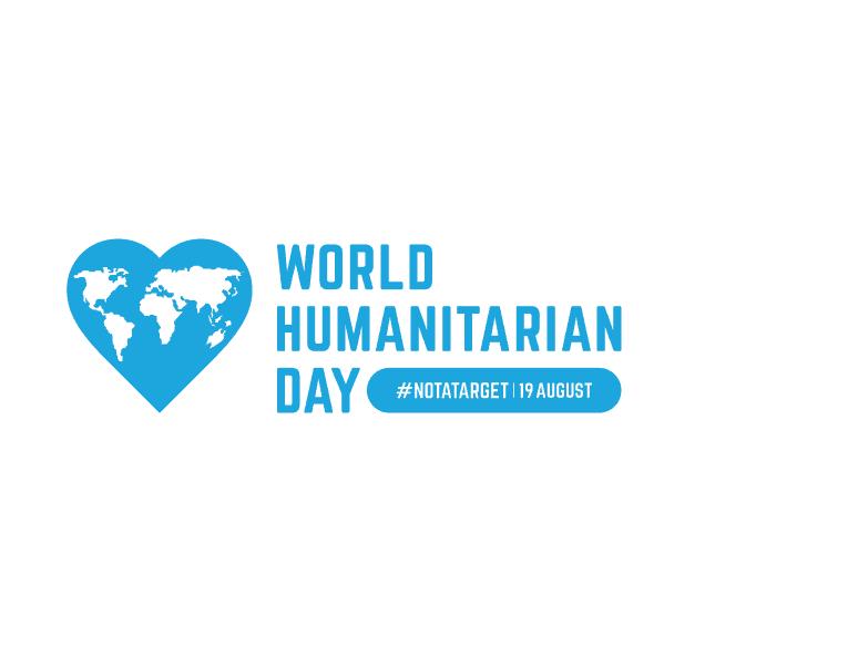 """Svetovni humanitarni dan 2018: """"Nisem tarča!"""""""