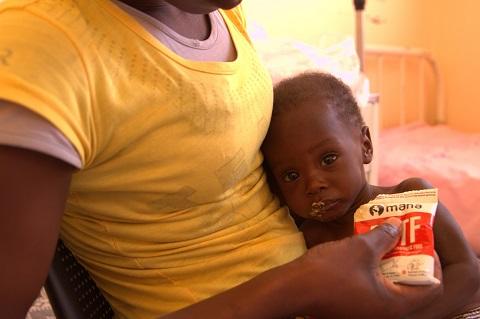 Dobrodelno kampanja Nič hrane, nič življenja