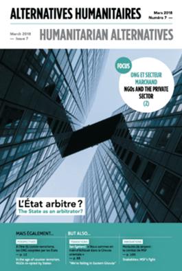 Poziv k oddaji prispevkov za publikacijo Humanitarian Alternatives