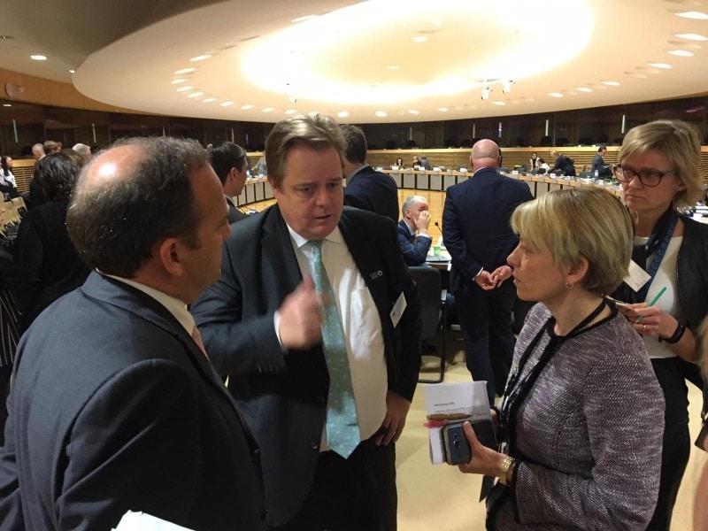 Zasedanje generalnih direktorjev članic EU za humanitarne zadeve in razvojno sodelovanje