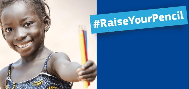 EU za 2019 napoveduje rekordna humanitarna sredstva in začenja kampanjo ozaveščanja o solidarnosti #RaiseYourPencil
