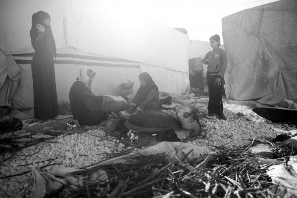 Slovenska karitas izvaja v Libanonu projekt, namenjen celostni oskrbi sirskih begunk