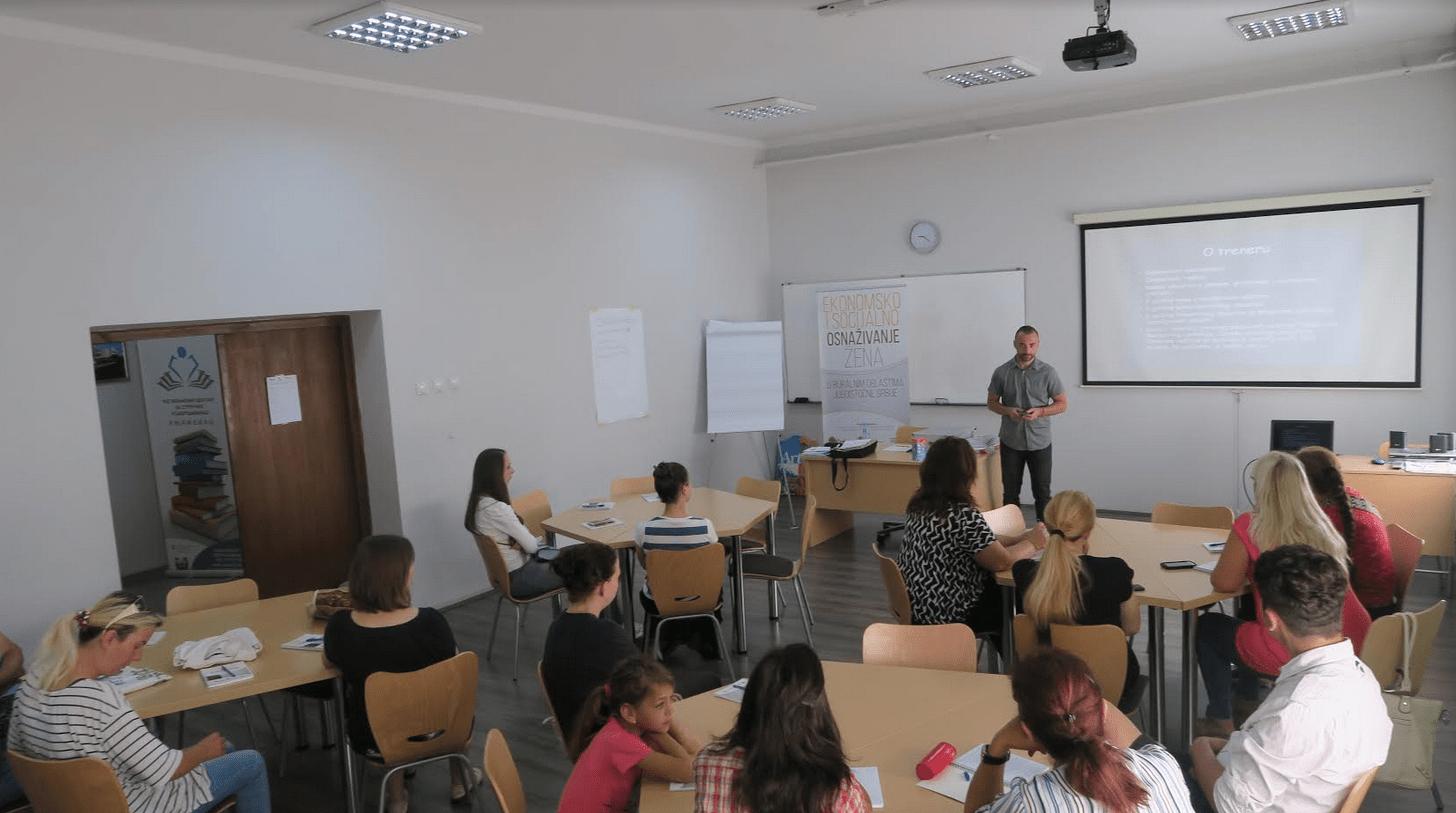 Slovenska karitas v sklopu projekta razvija žensko podjetništvo v kmetijstvu