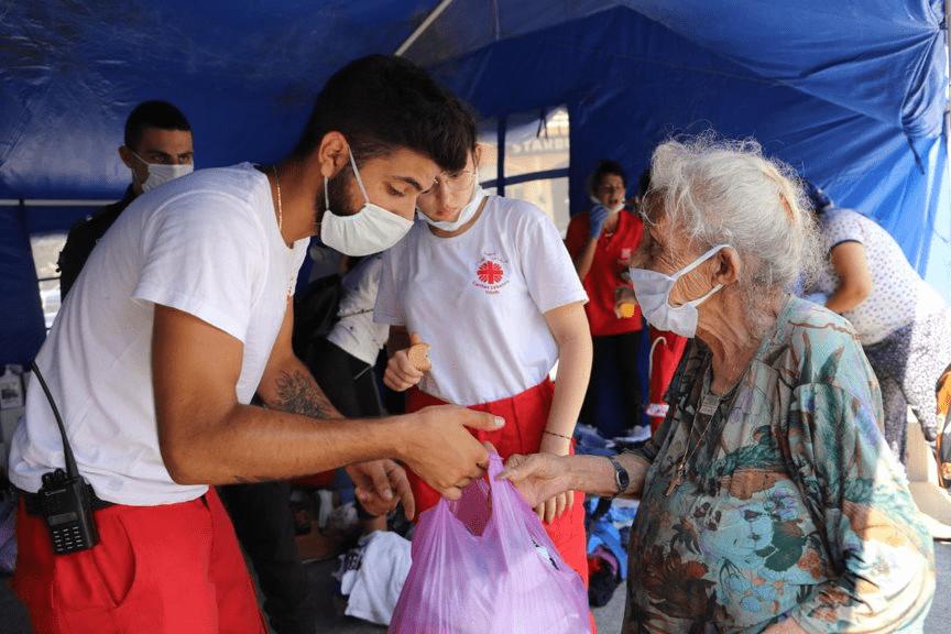 Slovenska karitas ob svetovnem humanitarnem dnevu o pomenu solidarnosti ob katastrofah po svetu