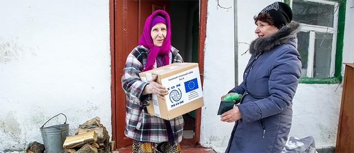 Bo kriza v vzhodni Ukrajini postala pozabljena humanitarna kriza?