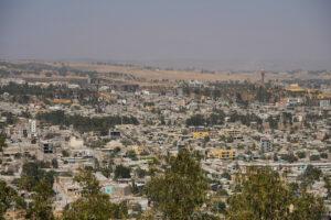 Mekele, regionalno središče Tigraja. Foto: Wikimedia