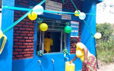 Karitas: Trajnostna oskrbe z vodo in drugimi viri za izboljšanje pogojev za zdravje in preživetje v Ruandi