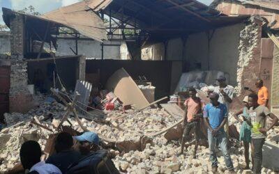 Slovenska karitas zbira sredstva za pomoč prizadetim ob potresu na Haitiju