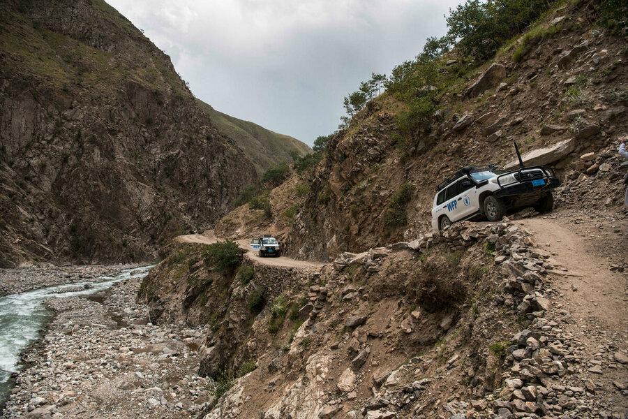 Negotova prihodnost humanitarnih delavcev v Afganistanu