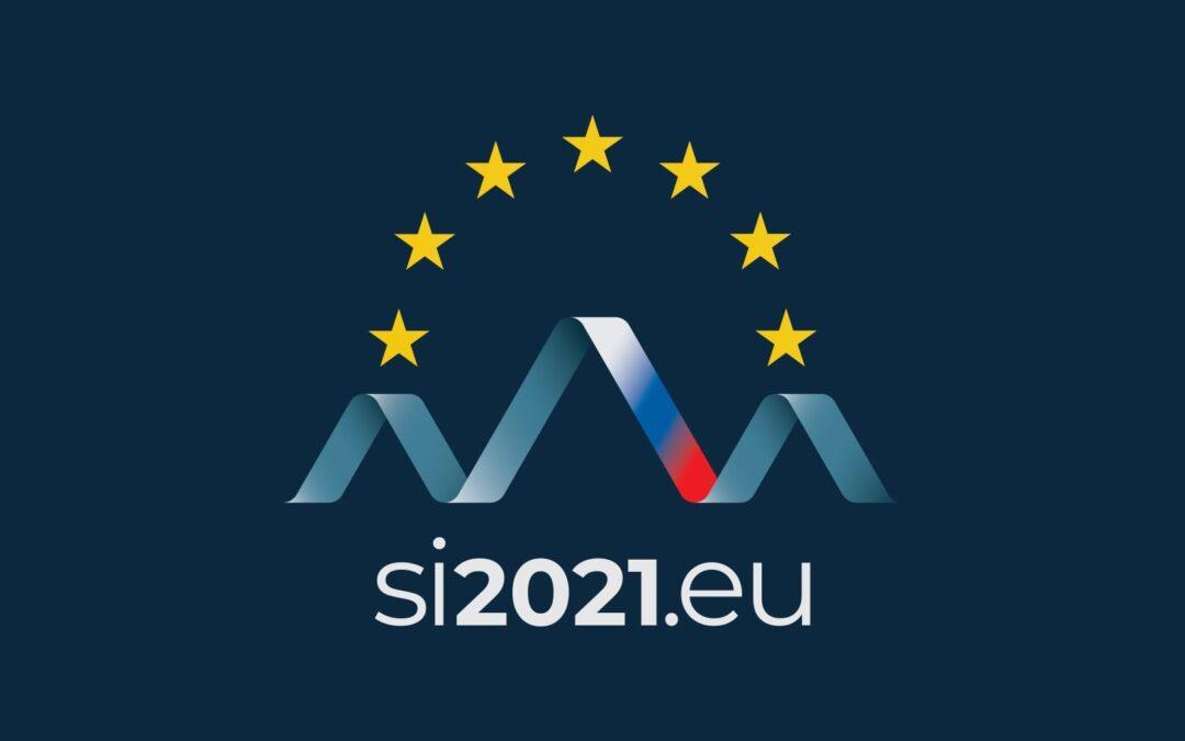 Logotip predsedovanja, ©Government Communication Office / UKOM