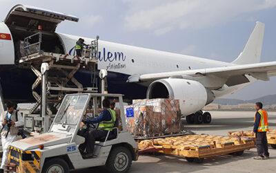 Humanitarni zračni most EU za nujno medicinsko pomoč Afganistanu